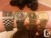I have actually obtained 4 guys's Nixon sees for sale