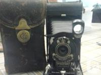 offering one no. 1. pocket kodak in excellent cond, w /