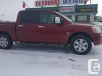Make Nissan Model Titan Year 2004 Colour Red kms