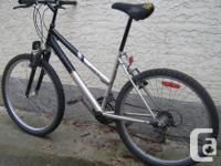 No Name Bike - with front suspension and 26 inch tires