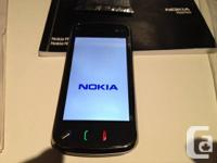 Very good condition NOKIA N97 quad-band worldphone,
