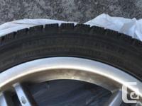 4 Nokian Hakkapeliitta winter tire on sale Size:245/ 40