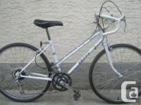 """Norco - little structure roadway bike with 24"""" tires."""