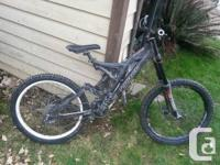 I'm selling my 2006 Norco A-line mountain bike. This