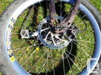 24 inch wheels small frame full suspension Fox rear