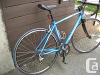 For Sale Norco CRD3 -Triple crank road bike (Truvativ)