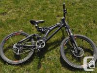 Norco Blackspire N5 Downhill Mountain Bike- Full