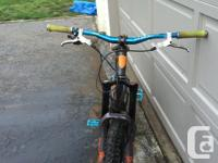 Awesome bike that can do it all. It is stock exempt for