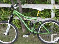 Excellent shape, well maintained Norco Fluid LT 3 all