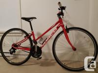Norco VFR 4 Hybrid Bike 24 Speed In near new and ready
