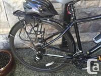 "Nordic Indie 18"" Hybrid (Mountain/Road Bike). Shimano"