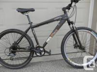 """18.5"""" Frame I'm 5'11"""" ,Great fit Ready To Ride Shimano"""