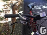 "26"" mountain bike in very good condition. 21 speeds,"