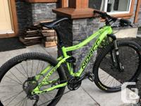 Norco Revolver 2 Mountain Bike with drop post and 29