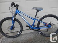 excellent condition Norco Samurai Mtn bike. great for