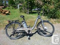 Norco slipstream bike (without battery and