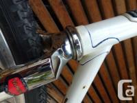 Norco Monterey SL single speed with coaster brake,