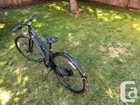 Bought this bike June 2017 new from Oak Bay Bike's .