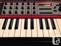 This is easily one of the most versatile synthesizers