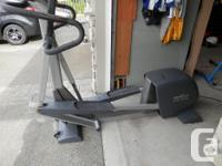 Long Stride Power Incline, Hardly Used, Free Deliver