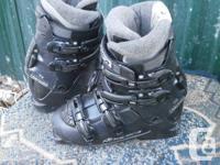 Mondo Size 24-24.5 (Shoe Size 7-7.5) Excellent