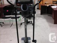 if you're looking for an elliptical, this is the best!