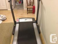 Nordictrack T9 ci Treadmill. Bought from Sears and