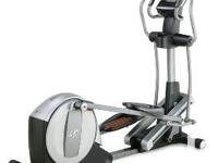 NordicTrack E7.1 Elliptical Trainer available for sale