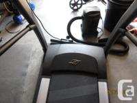 NordicTrack A2750 Pro treadmill for sale. Bought 31/3