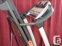 NordicTrack T4.0 Treadmill bought for $1799.99 approx 3