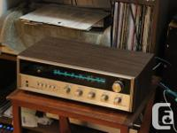 Here is a Noresco Model 2260 receiver in near mint