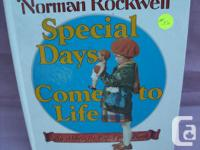 Abbeville Pop-Up Book Norman Rockwell > Special Days