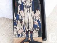 "NORMAN ROCKWELL TIE  ""THE DUGOUT"" Chicago Cubs"