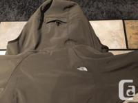 North Face Women�s Lined Hooded Jacket For Sale - Like