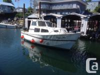 Great little all fibreglass couples cruiser with an