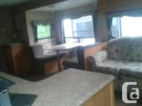 2008 Northern Spirit: 28 Ft 2 slides with bunks at