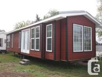 14 X 45 FT Northlander All Seasons Mobile-Home.  2
