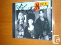 Northwood - Let It Be Me. CD. Autographed by the 4 cast