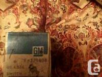 1968 1969 1970 1971 Chevrolet NOS GM  carburetor