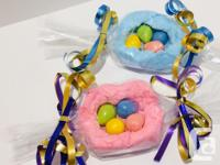 We offer handmade birthday party favors for all ages