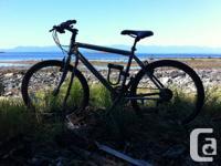 I am marketing my cherished Marin bike. I've had it for