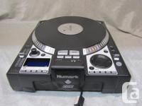 $320 price includes all taxes. Numark CDX direct drive
