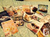 Different Publications for cake production and cooking