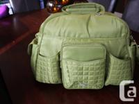 Lug Diaper Bag - Almost brand-new health condition,