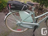 bike is in like new condition. stored in garage and