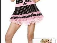 Very flattering Halloween Nurse Dress , definitely my