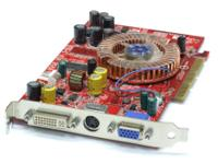 128MB DDR AGP VGA/DVI Video Card FX5700-TD128