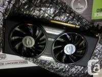 Lightly used Nvidia GTX 760 EVGA SC Edition: -2GB