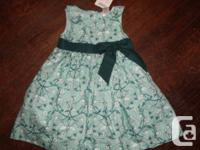 For sale is a beautiful brand new dress from Janie and