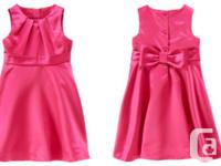 For sale is a new with tags Janie and Jack dress that